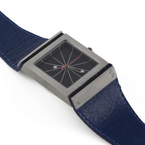 FULCRUM Taper Watch – Royal Blue-Rimanchik