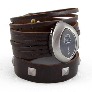 ORCHIDEA Watch – Brown-Rimanchik