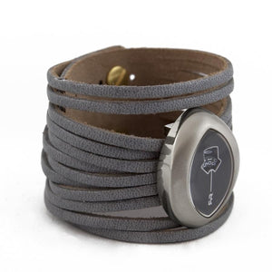 ORCHIDEA STRANDS Watch – Grey-Rimanchik