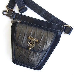 ROVER Leather Fanny Pack – Antique Bronze-Rimanchik