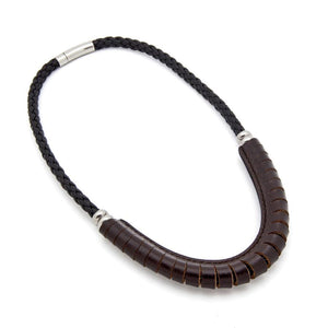SIERRA Necklace – Chocolate-Rimanchik