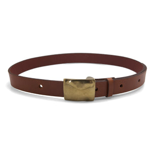 TAYLOR Leather Belt – Tan-Rimanchik