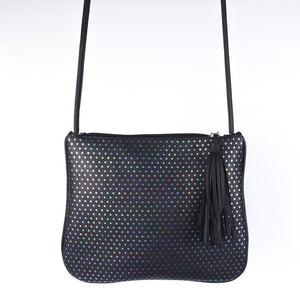 TKO Crossbody Purse – Metallic Dots-Rimanchik