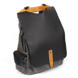 TUCKER Backpack – Grey-Rimanchik