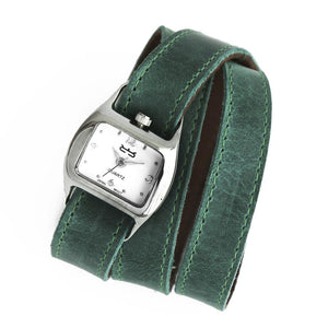 TWIST Wrap Watch – Jade Green - Rimanchik - 1