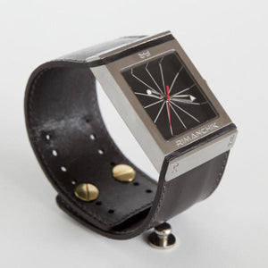 FULCRUM Watch – Brown-Rimanchik