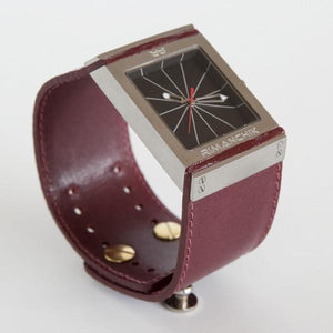 FULCRUM Watch – Red-Rimanchik