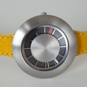 ORBITAL Watch – Yellow-Rimanchik