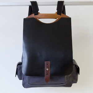 TUCKER Backpack – Steel Blue-Rimanchik