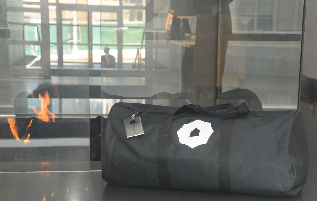 Basic Go Bag - Emergency Kit- Black Umbrella