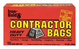Contractor Trash Bags - Black Umbrella