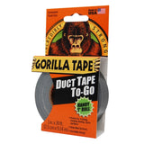 Gorilla Tape Duct Tape - Black Umbrella