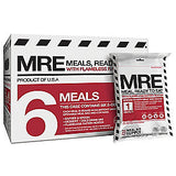 Meal Supply MRE - Black Umbrella
