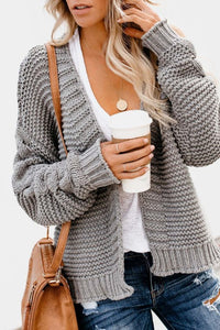 Face The Day Cardigan