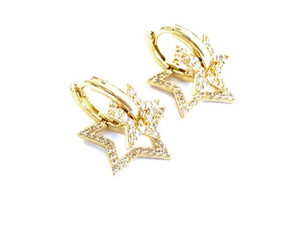 Kristalize Jewelry Scarlett Earrings