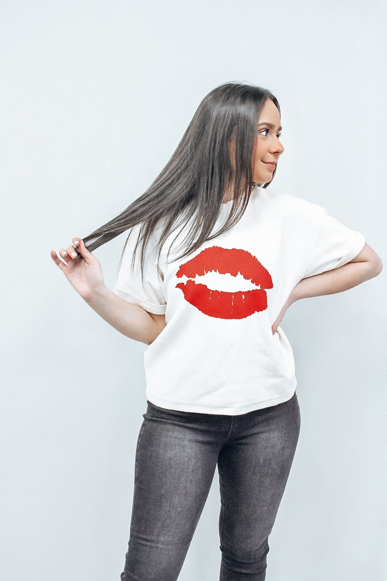 Sealed With A Kiss Tee