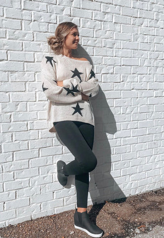 Give Me The Stars Sweater