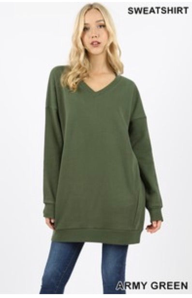 Lounge Around Sweatshirt