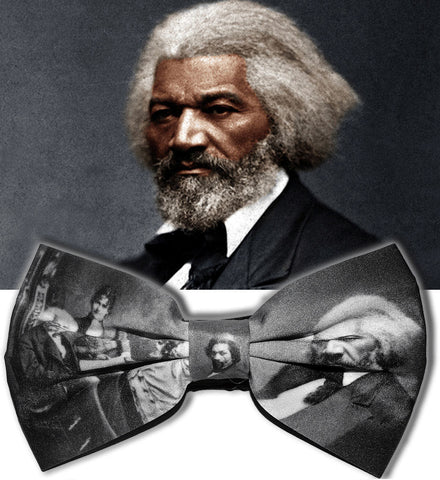 Frederick Douglass Black History Bowtie (Limited Collector's Edition)