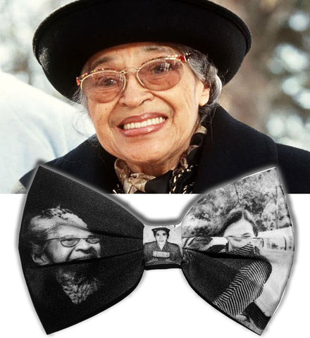 Rosa Parks Black History Bowtie (Limited Collector's Edition)