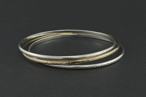 Classic Bangle - Set of 3