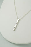 Loved - Linear Necklace