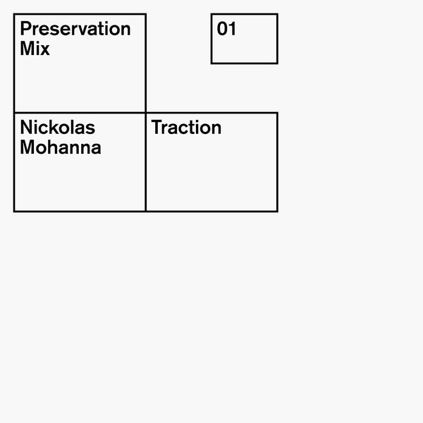 Preservation Mix 01 – Nickolas Mohanna: Traction