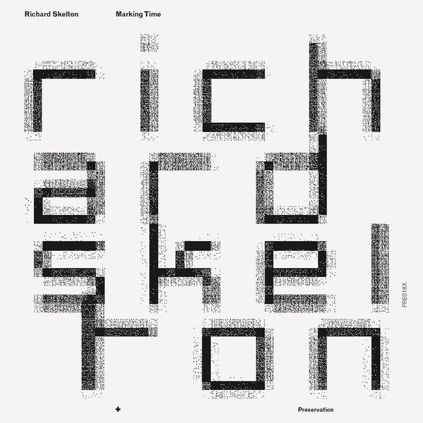 Richard Skelton: Marking Time - reissue edition