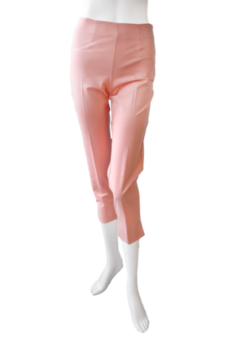 Crop Cotton Stretch Pant (More Colors Available)