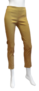 Slim Cut Dupioni Silk Stretch Pant (More Colors Available)