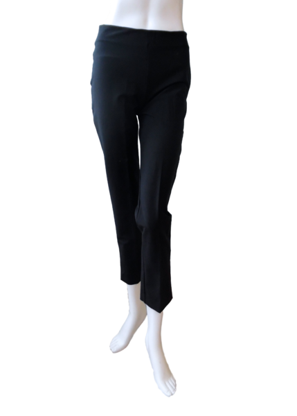 Slim Cut Silk Stretch Pant (More Colors Available)