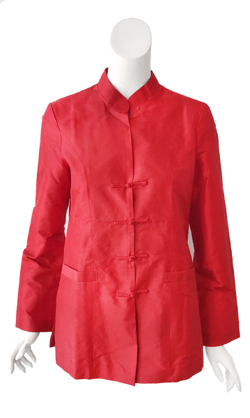 Laurel Silk Jacket (More Colors Available)