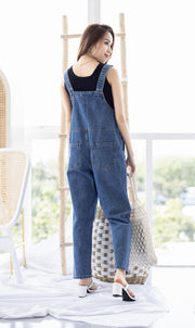 Renee Denim Dungaree