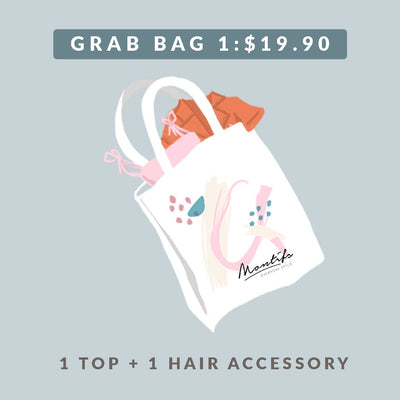 BUNDLE 1 – 1 Top + 1 Hair Accessory