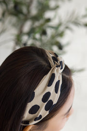 Blair Knotted Headband – Multicolours