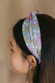 Flora Knotted Headband – Multicolours