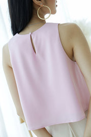 Ophelia Swing Tank – Blush