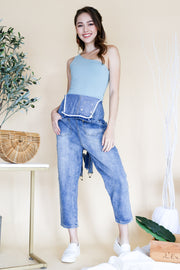 Maxine Denim Dungaree