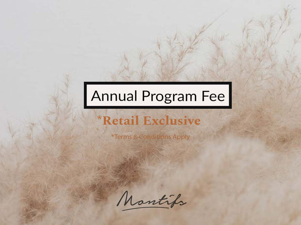 Retail Exclusive Annual Program Fee