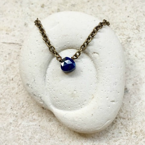 Lapis Lazuli Throat & Third Eye Chakras