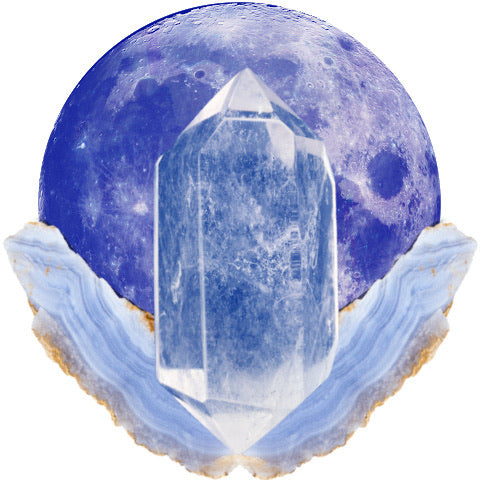 Blue Moon Essential Oil Gemstone Perfume