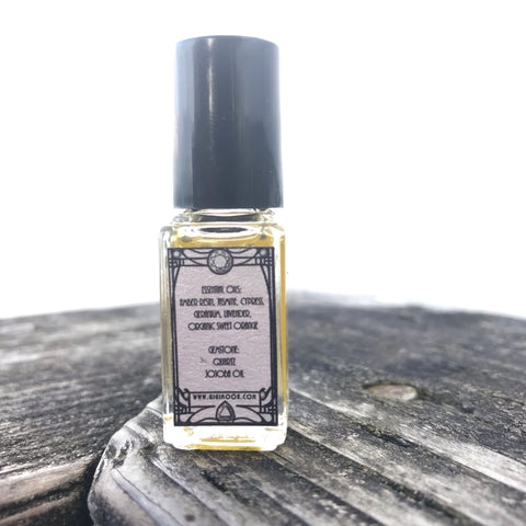 Eye Know Trust Your Intuition Essential Oil Gemstone  Blend