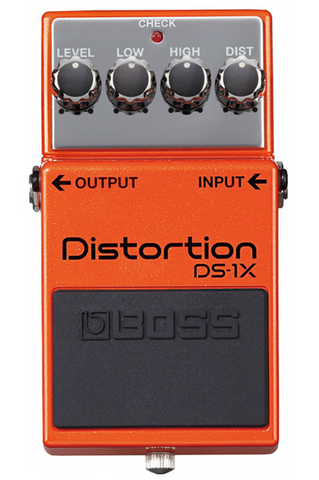 Pedal Boss Distorsión DS-1X