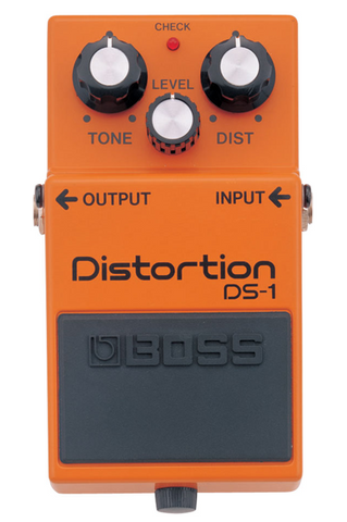 Pedal Boss Distorsión DS-1