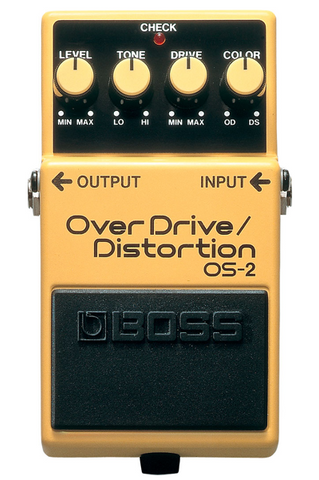 Pedal Boss OverDrive/Distortion OS-2