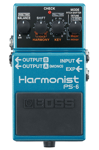 Pedal Boss Harmonist PS-6