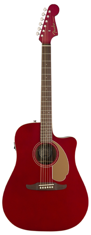 Guitarra Fender Redondo Player
