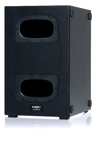 Subwoofer Amplificado QSC KS112