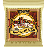 Encordado Ernie Ball Earthwood 2008 para Guitarra Acústica 10-52