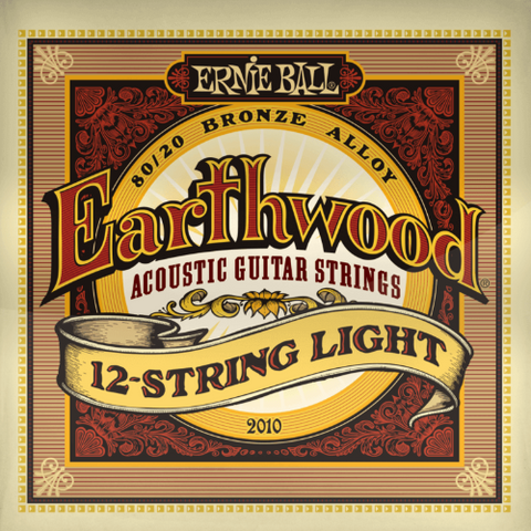 Encordado P/Docerola Ernie Ball Earthwood 2010